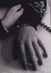 Monique Van den Abbeel - Weekend-Knack 1993 - lezen van braille