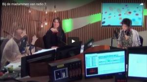 Bij de madammen van Radio 2