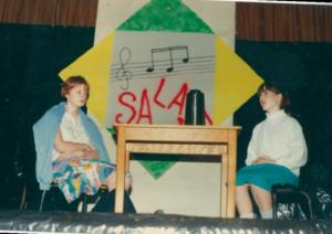 optreden kindertheater De Dozijntjes