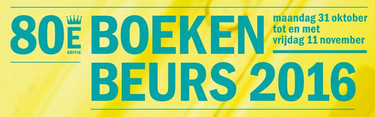 (Nederlands) Graag zien op de boekenbeurs in Antwerpen