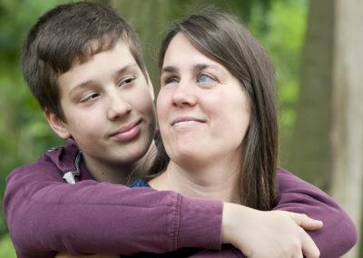 Zorg goed voor je mama, zegt men vaak tegen mijn zoon. Daar steiger ik van – Nieuwsblad 1 februari 2016