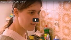 """Koppen reportage """"Liefde is blind"""""""