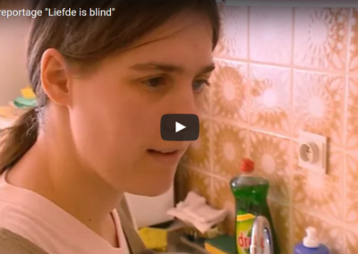 "Koppen reportage ""Liefde is blind"""