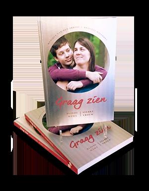 Productshot van het boek 'Graag Zien'